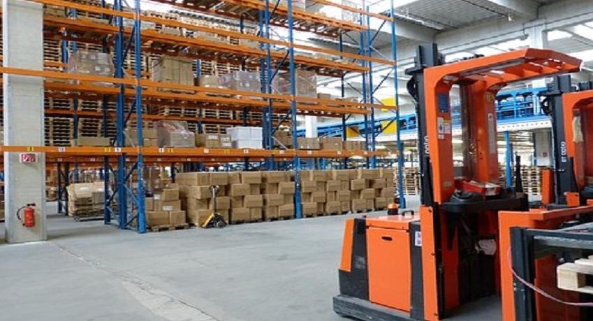 Staplerfahrer Norderstedt (w/m/d) in Vollzeit mit Berufserfahrung im Wareneingang und Warenausgang, Umgang mit dem Scanner.